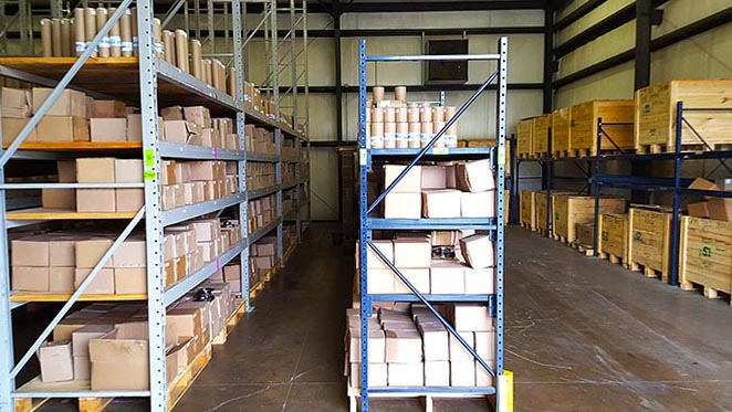 GPM warehouse