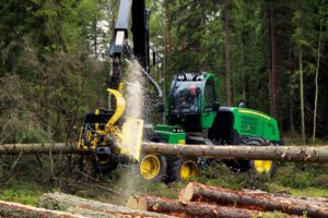 Forestry vehicle-2