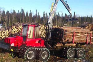 Forestry vehicle-8