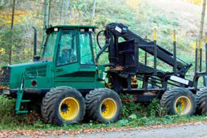 Forestry vehicle-9