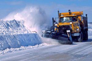 Snow Truck-1