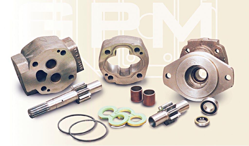 Hydraulic Gear Pump Design : Hydraulic pump components gear manufacturing us