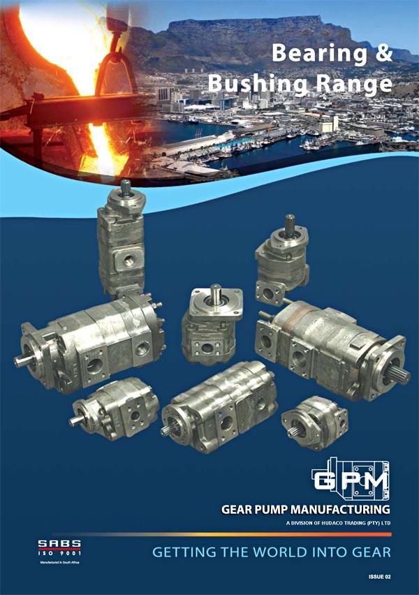 Catálogo completo de la Gear Pumps Manufacturing