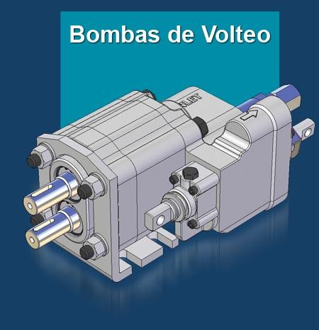 GPM Gama de Bombas de Volteo