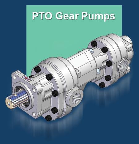 GPM PTO Gear Pump Range