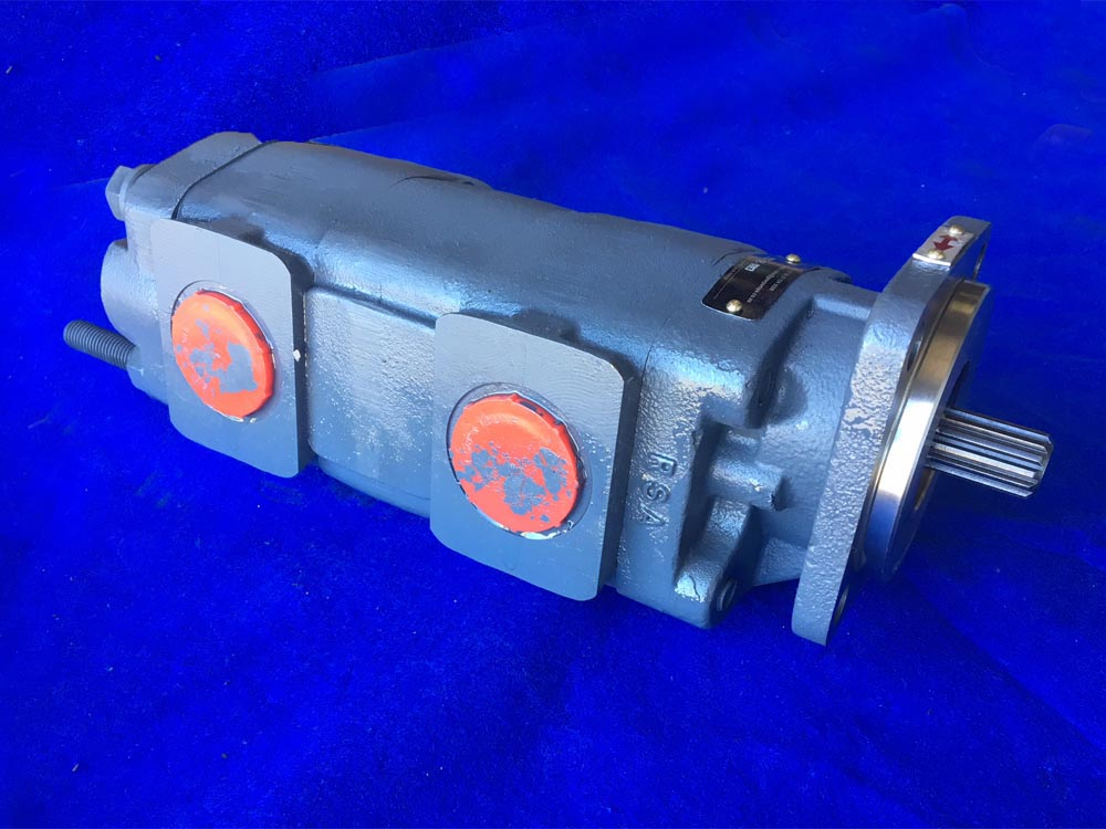 GPM Series 120 hydraulic pump