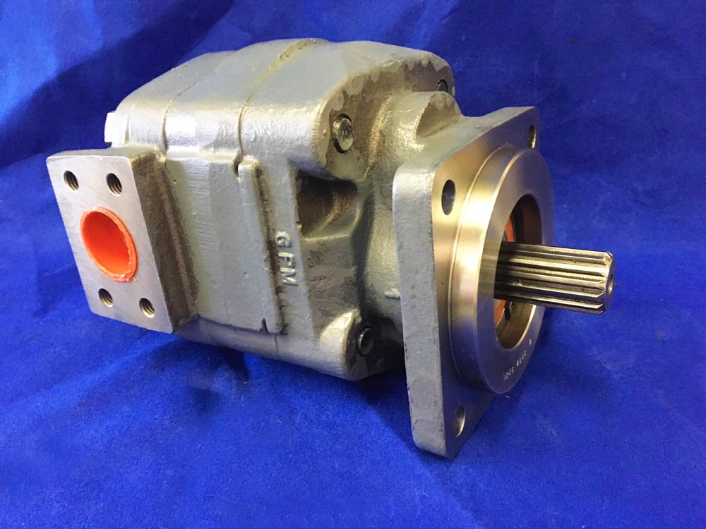 GPM Series 265 hydraulic pump / motor